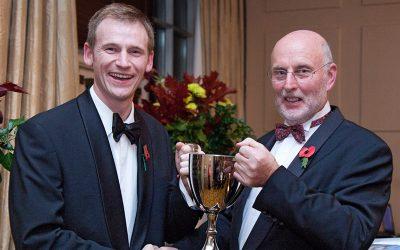2012 Winner | Matthew Davies