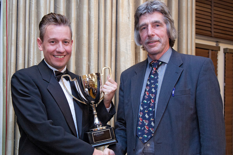 2013 Winner | Phil Hammond