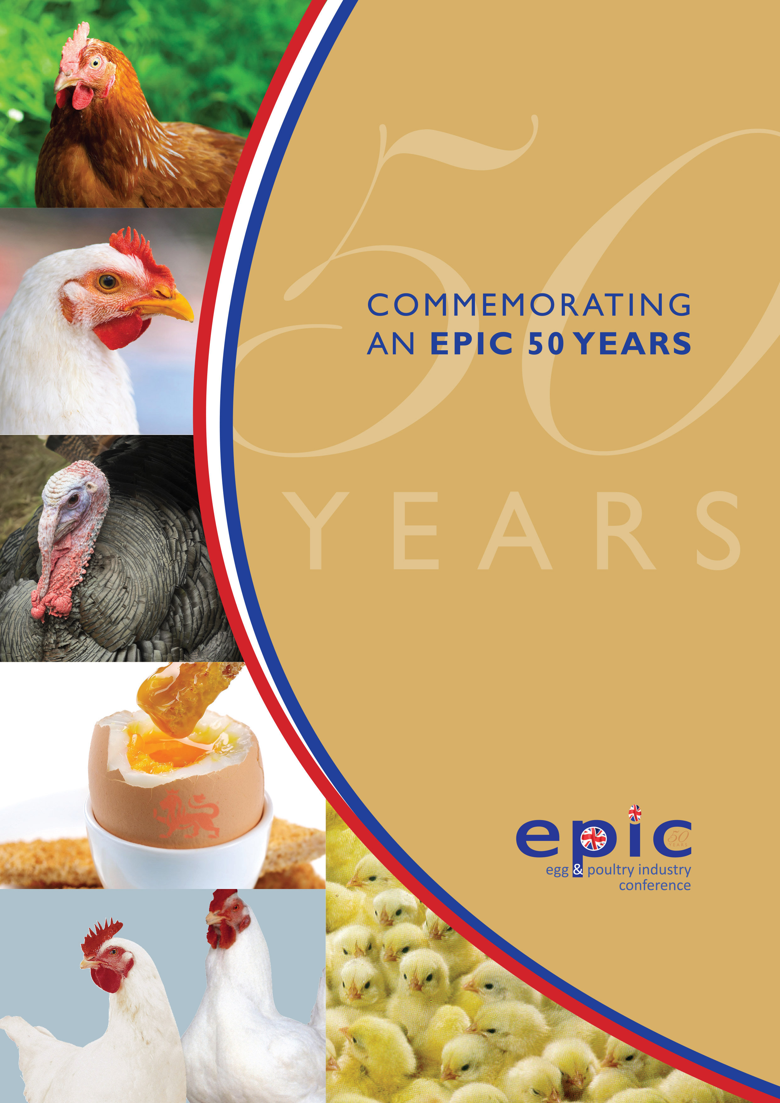 EPIC Poultry History Book - 50th Anniversary Edition 2016