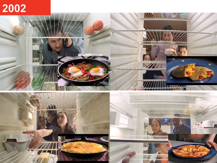 2002 BEIC In The Fridge Campaign