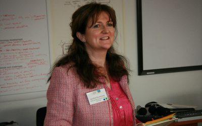 Caroline Drummond MBE