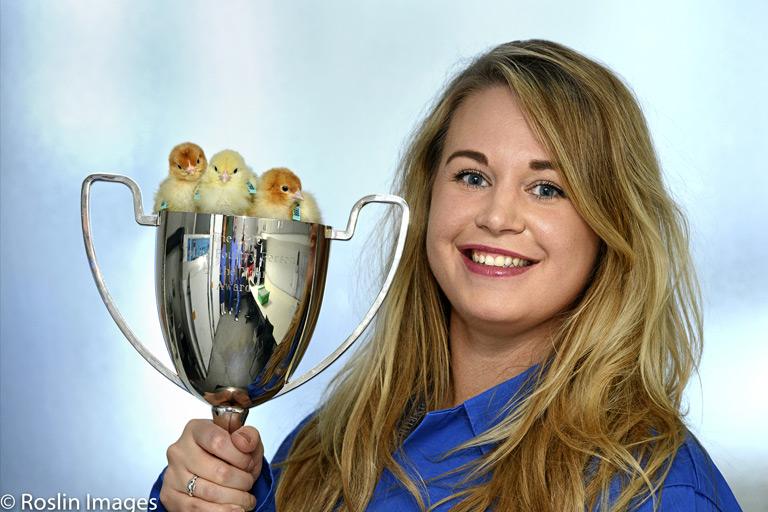 2017 Winner | Dr Jessica Martin